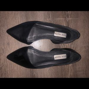 Steve Madden pointed flats size 7.5